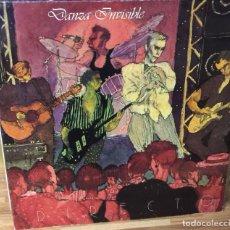 Discos de vinilo: LP DOBLE GATEFOLD - DANZA INVISIBLE - DIRECTO - TWINS T 3049 - 1987. Lote 106599191
