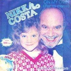Discos de vinilo: DISCOS (NIKKA COSTA). Lote 106599299