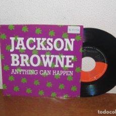 Discos de vinilo: JACKSON BROWNE 7´´ MEGA RARE VINTAGE ONLY PROMO SPAIN 1989. Lote 106610415