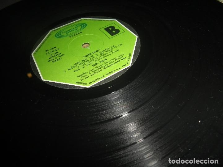 vino viejo - chau chau lp - original español - - Comprar Discos LP Vinilos  de música de Grupos Españoles Años 70 y 80 en todocoleccion - 106628943