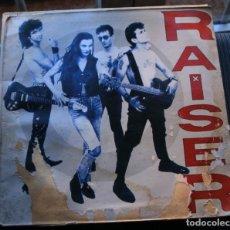 Discos de vinilo: RAISER - R´N´R - LP GATEFOLD - GASA 1990 . Lote 106629247