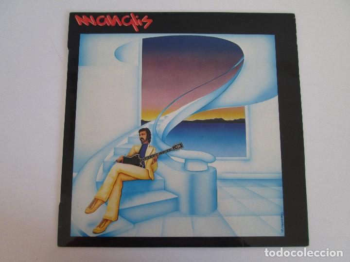 Discos de vinilo: MANGLIS. ESCALERA AL CIELO. LP VINILO. MOVIE PLAY. 1981. VER FOTOGRAFIAS ADJUNTAS - Foto 2 - 106645067