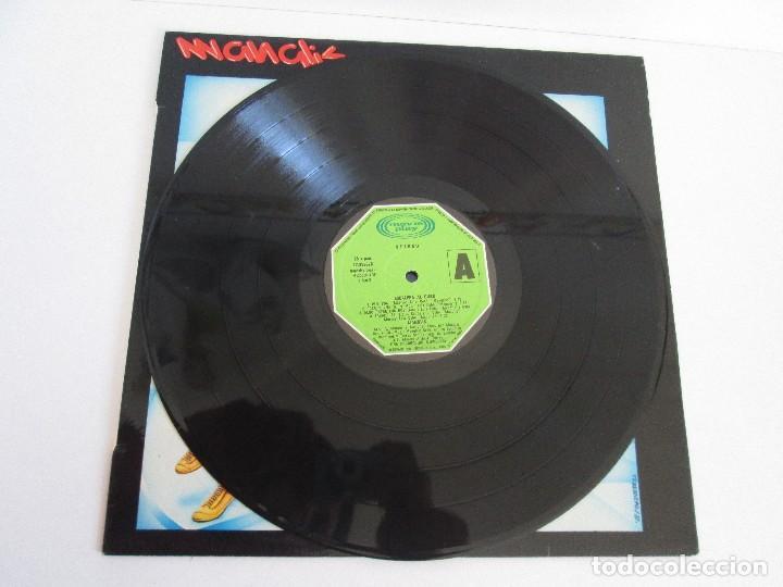Discos de vinilo: MANGLIS. ESCALERA AL CIELO. LP VINILO. MOVIE PLAY. 1981. VER FOTOGRAFIAS ADJUNTAS - Foto 3 - 106645067