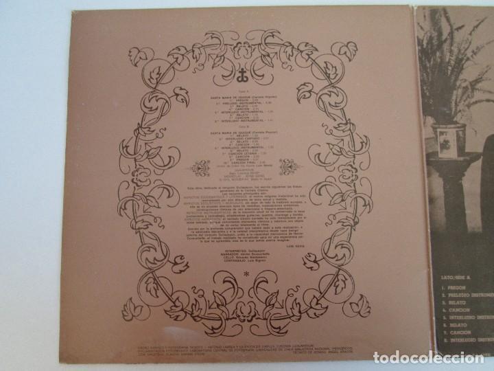 Discos de vinilo: SANTA MARIA DE IQUIQUE. CANTATA POPULAR. LP VINILO MOVIE PLAY 1975. VER FOTOGRAFIAS ADJUNTAS - Foto 3 - 106647319