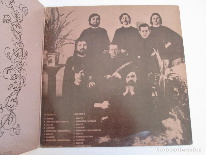 Discos de vinilo: SANTA MARIA DE IQUIQUE. CANTATA POPULAR. LP VINILO MOVIE PLAY 1975. VER FOTOGRAFIAS ADJUNTAS - Foto 5 - 106647319