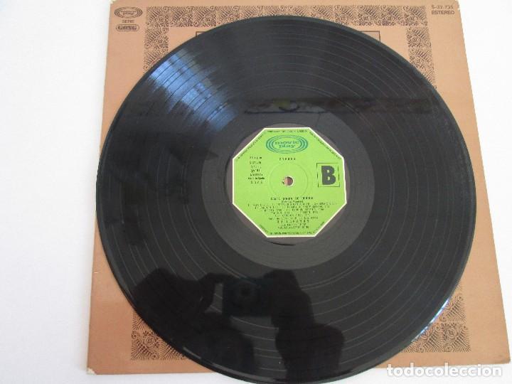 Discos de vinilo: SANTA MARIA DE IQUIQUE. CANTATA POPULAR. LP VINILO MOVIE PLAY 1975. VER FOTOGRAFIAS ADJUNTAS - Foto 8 - 106647319