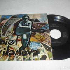 Discos de vinilo: BIEL VILANOVA - LA RODA + 3 / MEDRECO - AÑO 1971 / * CONTIENE CANCIONERO *. Lote 106648115