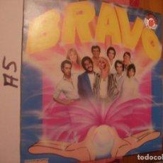 Discos de vinilo: ANTIGUO DISCO LP VINILO - BRAVO - ENVIO INCLUIDO A ESPAÑA. Lote 106652419