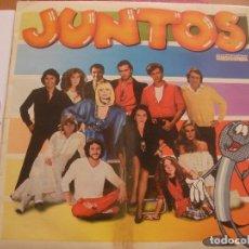 Discos de vinilo: ANTIGUO DISCO LP VINILO - JUNTOS - ENVIO INCLUIDO A ESPAÑA. Lote 106652535
