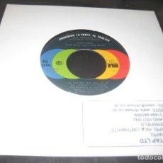 Discos de vinilo: ROCIO DURCAL - NO LASTIMES MAS MI CORAZON. Lote 106653583