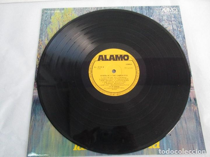 Discos de vinilo: HOMENAJE A CARBENTERS. IAN & PATRICIA. LP VINILO ALAMO 1974. VER FOTOGRAFIAS ADJUNTAS - Foto 3 - 106653615