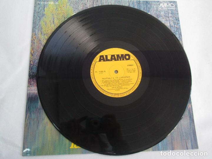 Discos de vinilo: HOMENAJE A CARBENTERS. IAN & PATRICIA. LP VINILO ALAMO 1974. VER FOTOGRAFIAS ADJUNTAS - Foto 5 - 106653615