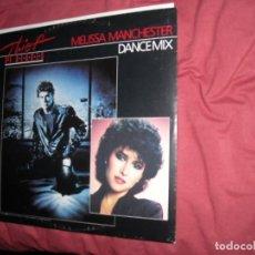 Discos de vinilo: MELISSA MANCHESTER DANCE MIX THIEF OF HEARTS MAXISINGLE. Lote 106659331