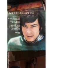 Discos de vinilo: ANDRES DOBARRO LP. Lote 106679359