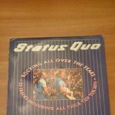 Discos de vinilo: LP STATUS QUO - . Lote 106690959