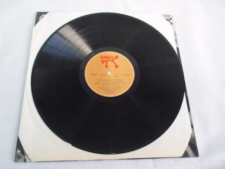 Discos de vinilo: OSCAR PETERSON AND JON FADDIS. LP VINILO. DISCOS COLUMBIA 1975. VER FOTOGRAFIAS ADJUNTAS - Foto 3 - 106701963