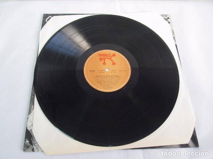 Discos de vinilo: OSCAR PETERSON AND JON FADDIS. LP VINILO. DISCOS COLUMBIA 1975. VER FOTOGRAFIAS ADJUNTAS - Foto 5 - 106701963