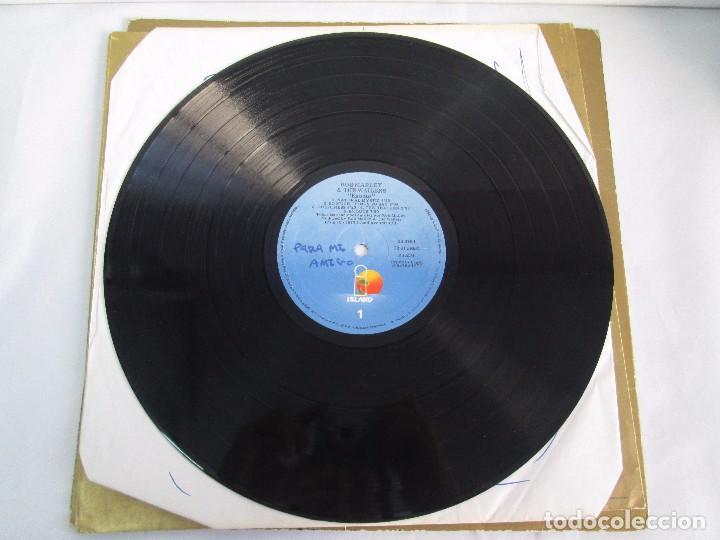 Discos de vinilo: BOB MARLEY & THE WAILERS. EXODUS. LP VINILO ARIOLA EURODISC 1977. VER FOTOGRAFIAS ADJUNTAS - Foto 5 - 106707559