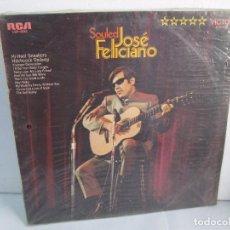 Discos de vinilo: SOULED. JOSE FELICIANO. LP VINILO. RCA RECORDS. VER FOTOGRAFIAS ADJUNTAS. Lote 106711007