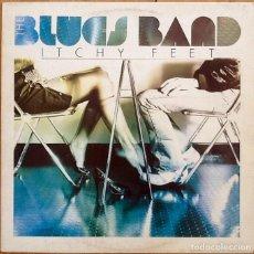 Discos de vinilo: THE BLUES BAND : ITCHY FEET [ESP 1981] LP. Lote 106762447
