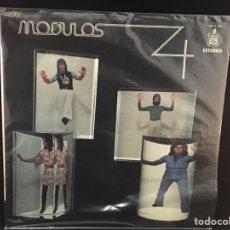 Discos de vinilo: MÓDULOS - 4 - LP. Lote 106764848