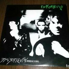 Discos de vinilo: ESKORBUTO - ESKIZOFRENIA DISCOS SUICIDAS 1987. Lote 106766063