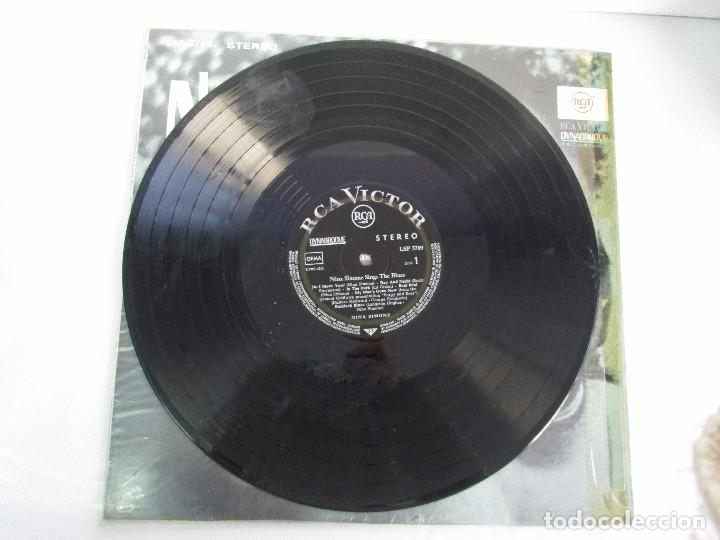 Discos de vinilo: NINA SIMONE. SINGS THE BLUES. LP VINILO. RCA VICTOR 1967. VER FOTOGRAFIAS ADJUNTAS - Foto 3 - 106780007