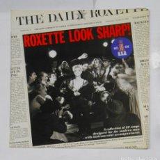 Discos de vinilo: ROXETTE.- LOOK SHARP! LP. TDKLP. Lote 106796803