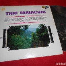 Discos de vinilo: TRIO TARIACURI LP 1973 ECO MEXICO. Lote 106797955