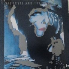 Discos de vinilo: SIOUXSIE AND THE BANSHEES PEEPSHOW LP U.S.A 1988 CON INSERTO GEFFEN RECORDS. Lote 106808107