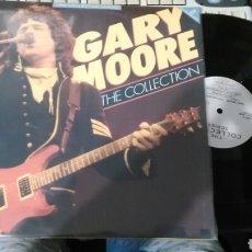 Discos de vinilo: GARY MOORE DOBLE LP THE COLLECTION.INGLATERRA 1990.CARPETA DOBLE. Lote 106827015