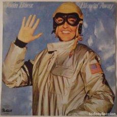 Discos de vinilo: JOAN BAEZ..BLOWIN AWAY.(PORTRAIT 1977) SPAIN.. Lote 106831827