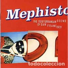 Discos de vinilo: VARIOUS - MEPHISTO - THE SUBTERRANEAN SOUND OF SAN FRANCISCO (2XLP, COMP) LABEL:SSR RECORDS CAT#: S. Lote 106897839