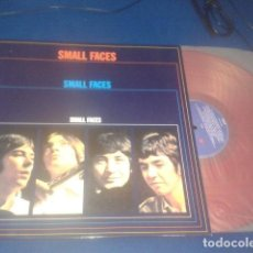 Discos de vinilo: SMALL FACES ( SMALL FACES ) VINILO ROJO EDICION LIMITADA ITALIA GET 90553 CON 18 CANCIONES. Lote 106898943