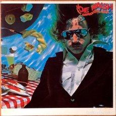 Discos de vinilo: JOE WALSH : BUT SERIOUSLY, FOLKS... [ESP 1978] LP/GAT. Lote 106906199