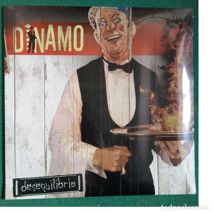 DINAMO - DESEQUILIBRIO L.P. (EDICION MEXICO) (Música - Discos - LP Vinilo - Reggae - Ska)