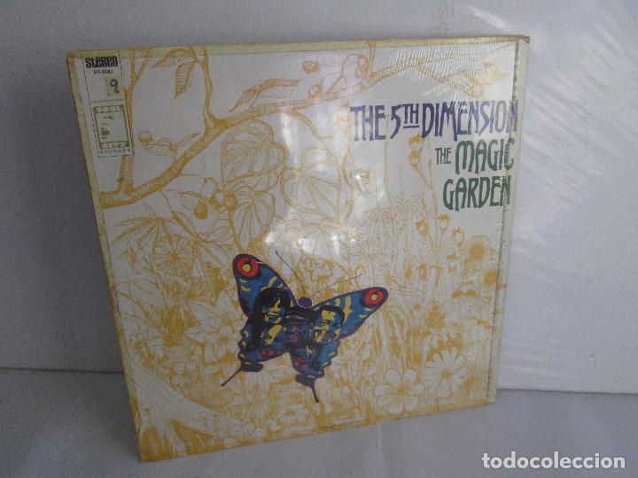 THE 5TH DIMENSION. THE MAGIC GARDEN. LP VINILO. LIBERTY RECORDS. VER FOTOGRAFIAS ADJUNTAS (Música - Discos - Singles Vinilo - Jazz, Jazz-Rock, Blues y R&B)