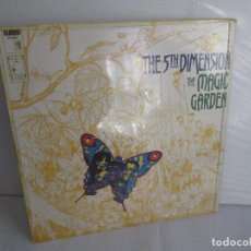 Discos de vinilo: THE 5TH DIMENSION. THE MAGIC GARDEN. LP VINILO. LIBERTY RECORDS. VER FOTOGRAFIAS ADJUNTAS. Lote 106917187