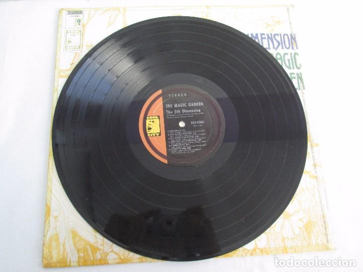Discos de vinilo: THE 5TH DIMENSION. THE MAGIC GARDEN. LP VINILO. LIBERTY RECORDS. VER FOTOGRAFIAS ADJUNTAS - Foto 3 - 106917187