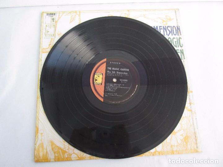 Discos de vinilo: THE 5TH DIMENSION. THE MAGIC GARDEN. LP VINILO. LIBERTY RECORDS. VER FOTOGRAFIAS ADJUNTAS - Foto 5 - 106917187