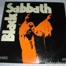 Discos de vinilo - Black Sabbath – Vol. 4 / Master of Reality - DOBLE LP - 106921039