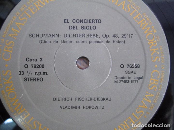 Discos de vinilo: CONCERT OF THE CENTURY. CARNEGIE HALL. 2 LP VINILO. DISCOS CBS 1977. VER FOTOGRAFIAS ADJUNTAS - Foto 13 - 106921167