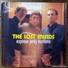 Vinyl records - THE LOST MINDS - EXPRESS JERKY MOTIONS - 1996 - GARAJE - CON ENCARTE - 106921699