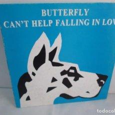 Discos de vinilo: BUTTERFLY. CAN´T HELP FALLING IN LOVE. EP VINILO BLANCO Y NEGRO 1995. VER FOTOGRAFIAS ADJUNTAS. Lote 106922927