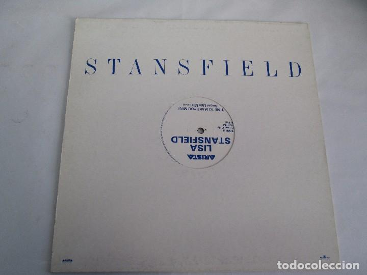 Discos de vinilo: LISA STANSFIELD. TIME TO MAKE YOU MINE. EP VINILO. ARISTA. VER FOTOGRAFIAS ADJUNTAS - Foto 7 - 106923263