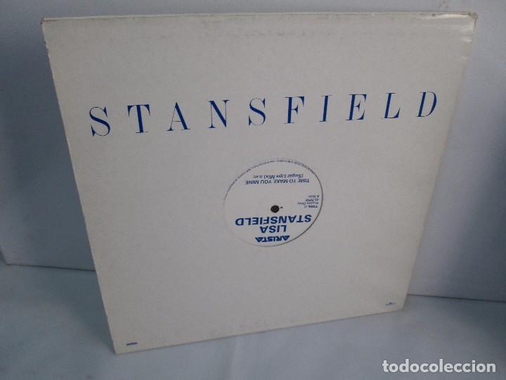 Discos de vinilo: LISA STANSFIELD. TIME TO MAKE YOU MINE. EP VINILO. ARISTA. VER FOTOGRAFIAS ADJUNTAS - Foto 8 - 106923263