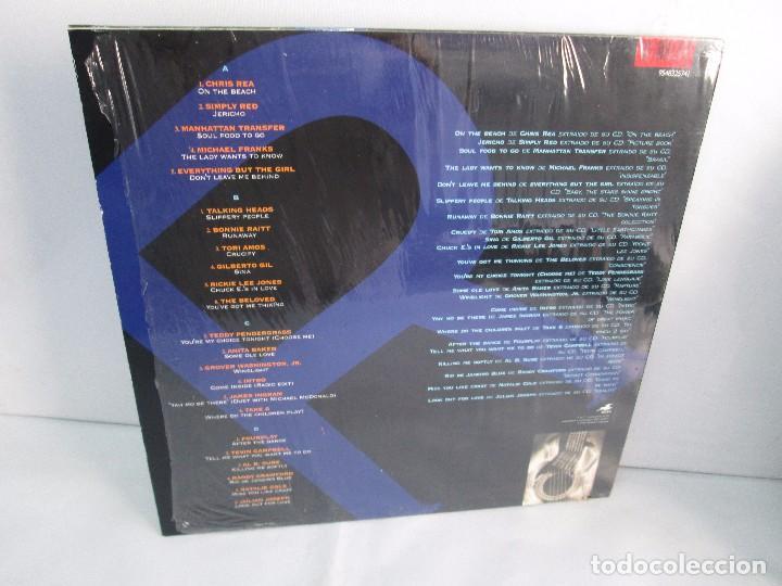 Discos de vinilo: RESERVADO. ANITA BAKER. NATALIE COLE. CHRIS REA. MICHAEL FRANKS..LP VINILO GRABACIONES ACCIDENTALES - Foto 12 - 106923739