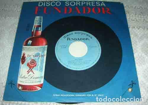 CUARTETO TROPICAL - CANCIONES CUBANAS - EP DISCO SORPRESA FUNDADOR (Música - Discos de Vinilo - EPs - Grupos y Solistas de latinoamérica)
