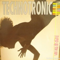 Discos de vinilo: TECHNOTRONIC. PUMP UP THE JUM.. Lote 106929059