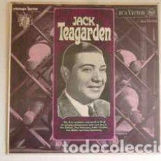 Discos de vinilo: JACK TEAGARDEN - JACK TEAGARDEN (LP, COMP, MONO) LABEL:RCA VICTOR CAT#: RD-7826 . Lote 106929627